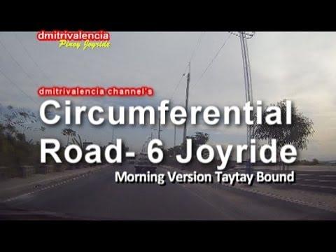 Pinoy Joyride - Circumferential Road 6 (Taytay bound) Joyride 2014
