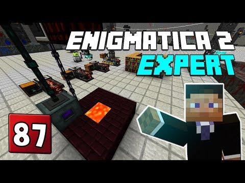 Download Enigmatica 2 Expert - 16 - MEKANISM GATE Mp3 Mp4 3gp Flv