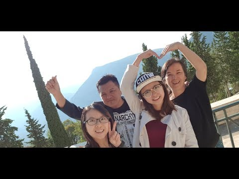 [Travel VLOG] 希腊之旅全记录_LANG's family in GREECE
