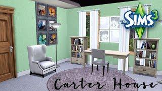 Sims 3 Speed Build   Carter House   Decor