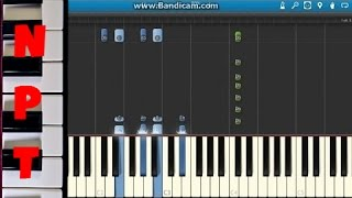 Katy Perry - Birthday Piano Tutorial (How To Play)