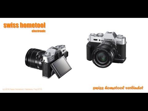 Swiss Hometool - Kameras - Fuji X-T10