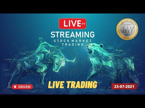 23 July Live trading | Bank nifty live trading | PCR | Best Trading Setup | Live option trading