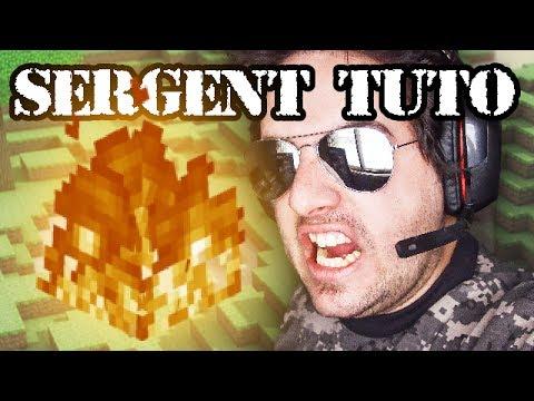 Minecraft sergent tuto comment allumer un feu youtube - Comment allumer un feu insert ...