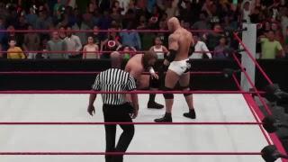 WWE 2K UNIVERSE MODE - WWE RAW 10/19