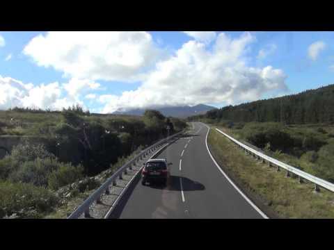 Skye Open top bus Driver's Eye View tour 1.1 : Portree - Sligachan