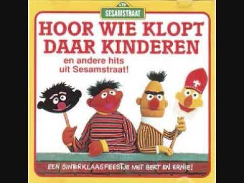 Bert & Ernie Sinterklaas 2