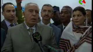 أدرار: السيد محمد الغازي يشدد لى منح الأولوية في التشغيل لأبناء المنطقة
