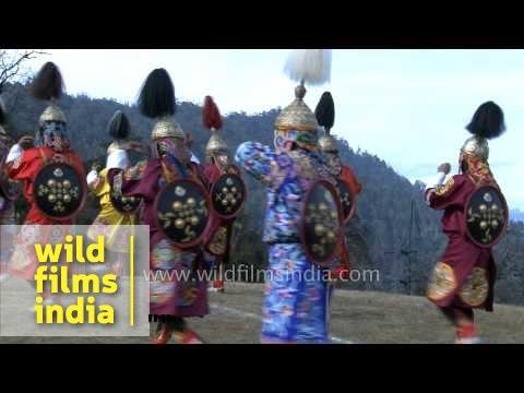 Druk Wangyal Festival : Enjoy Bhutan