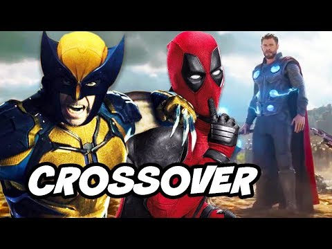 Avengers Phase 4 Deadpool Wolverine Crossover Explained by Hugh Jackman