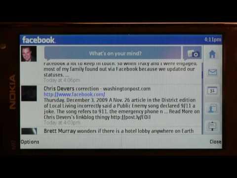 Nokia Messaging For Social Networks Beta