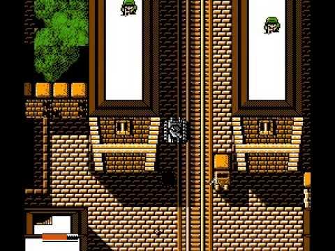 Iron Tank [NES] (полное прохождение)