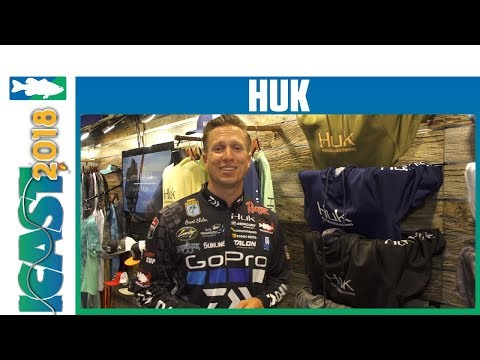 Huk Freeman Boardshort & Tidewater Hoodie With Brent Ehrler   ICast 2018