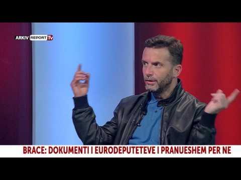 Report Tv - 45 Minuta, i ftuar Erion Brace