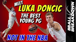 Meet LUKA DONCIC: The BEST Young PG Not In The NBA