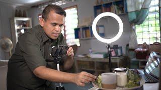 Lampu Cherita | Memulakan perniagaan berasaskan hobi membuat lilin