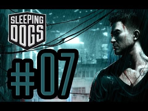 Let's Play - Sleeping Dogs - Part 7 - Karaoke
