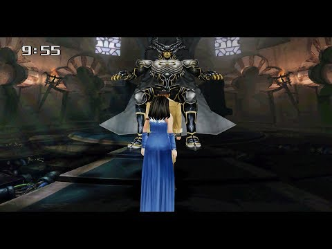 Final Fantasy VIII w/HD Mods (PC/Steam) - Odin
