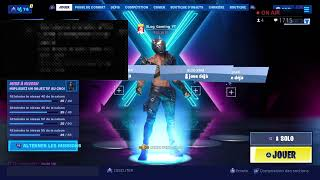PETIT LIVE OF NIGHT - Creative Code: xxlois38xx - Live Fortnite ps4 EN