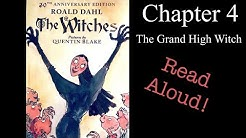 The Witches by Roald Dahl Chapter 4