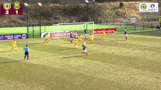 Scotland 4-2 Ukraine / Highlights // UEFA Women