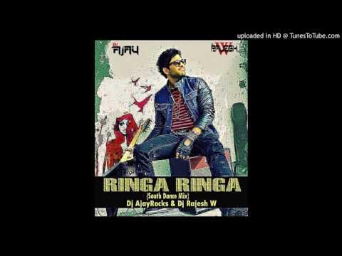 Ringa Ringa (South Dance Mix)-Dj AjayRocks & Dj Rajesh W
