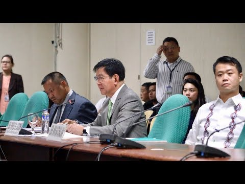 Budget hearing for various agencies [Part 3], Sept. 18, 2017