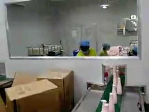 Shampoo & Body wash OEM manufacturing plant
