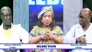 Selebe Yoon du 23  mai 2018  avec Ablaye NDIAYE (APR) et Ngouda DIONE (PDS)