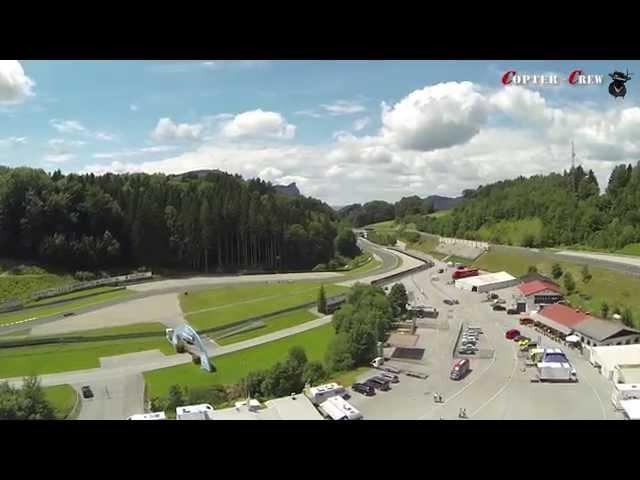 P9-Challenge Salzburgring 04 - 05 Juli 2014
