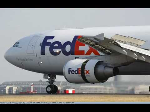 Tribute to FedEx Federal Express