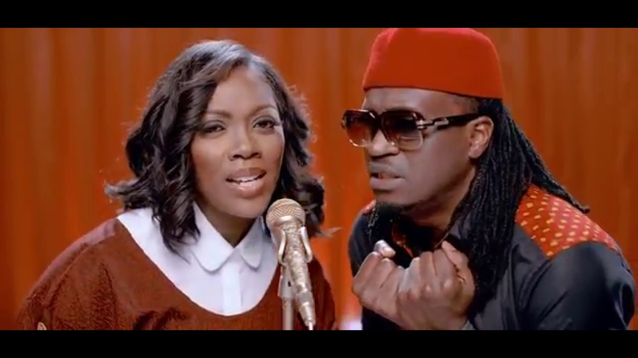 P-SQUARE - GET IT TOGETHER FT  TIWA SAVAGE