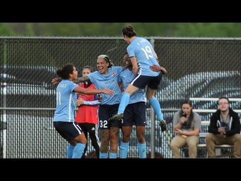 Sky Blue FC - World Class Women's Soccer in NJ