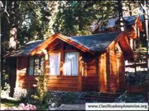 Cabanas estilo bariloche construimos cabanas de troncos de tablas co youtube - Cabanas de madera economicas ...