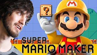 Repeat youtube video Super Mario Maker - PBG vs. PROJARED'S LEVEL!