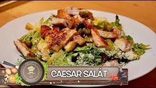 Caesar salát - Díky Caesare Cardini!