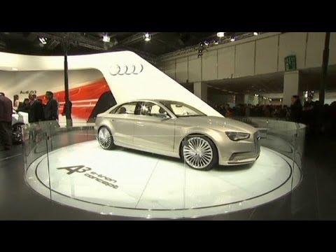 Audi puts VW in car sales fast lane