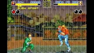 Let's Play Fatal Fury 1, Part One: From Richard Meyer to Hwa Jai!