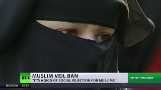 Unveiled: It's now NO burqa or €405 fine in Netherlands