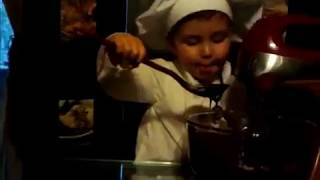 How to cook the chocolate cake