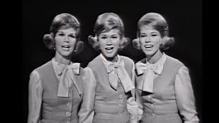 """The McGuire Sisters sing """"Danny Boy"""".  1963"""