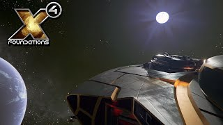 Gambar cover QUESTING AND TROUBLESHOOTING - Split Vendetta Gameplay - X4: Foundations Part 16