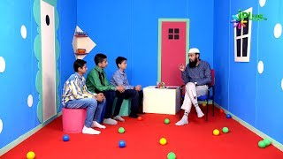 Story - Khandaq Wale Part 02 - Learn With Fun Ep 10 By Adv. Faiz Syed - iPlus TV