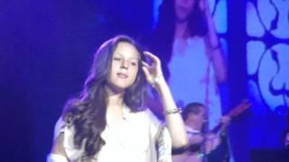 Aneliz Aguilar, Hija de Pepe Aguilar canta en el Auditorio Telmex 5-18-12