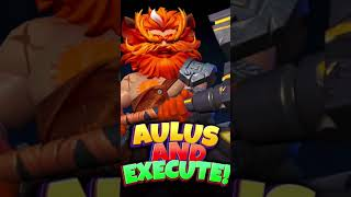 AULUS + EXECUTE = DEADLIEST COMBO EVER! #shorts