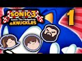 Sonic 3 & Knuckles: Make It Ring - PART 1 - Grumpcade (Ft. The Completionist)