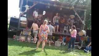 Lana Rebel band, Water in the ditch 2011
