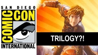 how to train your dragon 2 part of a trilogy new characters beyond the trailer
