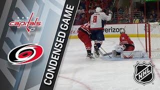 01/02/18 Condensed Game: Capitals @ Hurricanes