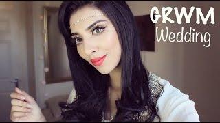 GRWM | Wedding